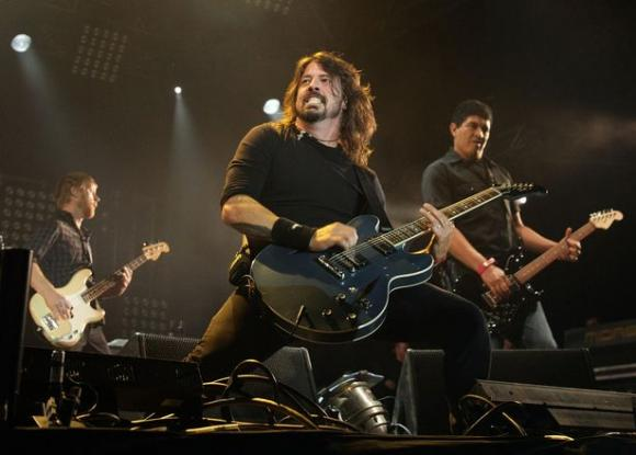 Foo Fighters at Fenway Park