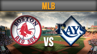Boston Red Sox vs. Tampa Bay Rays at Fenway Park