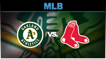 Boston Red Sox vs. Oakland Athletics at Fenway Park