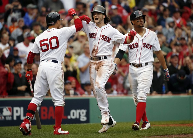 ALCS: Boston Red Sox vs. TBD - Home Game 4 (Date: TBD - If Necessary) at Fenway Park