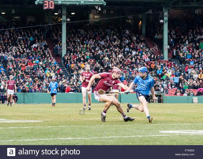 Fenway Hurling Classic and Irish Festival at Fenway Park