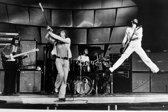 The Who at Fenway Park