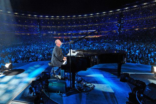 Billy Joel at Fenway Park