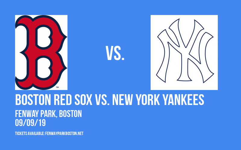 Boston Red Sox vs. New York Yankees at Fenway Park