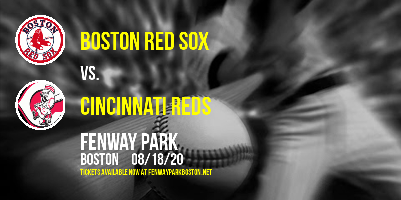 Boston Red Sox vs. Cincinnati Reds at Fenway Park