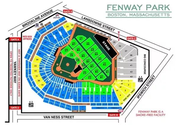 Fenway Bowl at Fenway Park