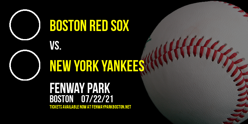 Boston Red Sox vs. New York Yankees [CANCELLED] at Fenway Park