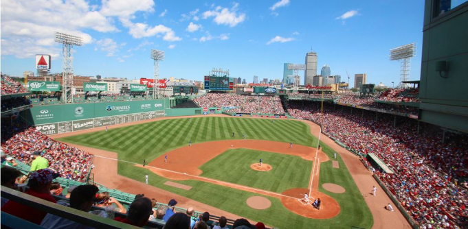 American League Championship Series: Boston Red Sox vs. TBD - Home Game 3 (Date: TBD - If Necessary) at Fenway Park