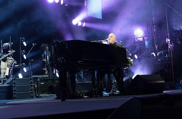Billy Joel at Fenway Park