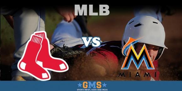 Boston Red Sox vs. Miami Marlins at Fenway Park