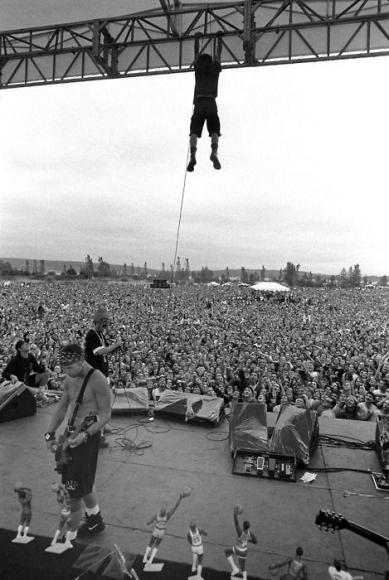 Pearl Jam at Fenway Park