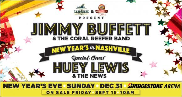 Jimmy Buffett And The Coral Reefer Band & Huey Lewis and The News at Fenway Park