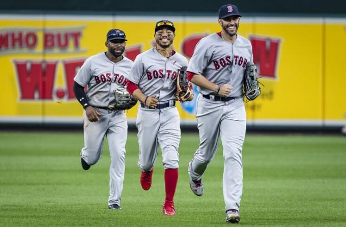 Boston Red Sox vs. Chicago White Sox [CANCELLED] at Fenway Park
