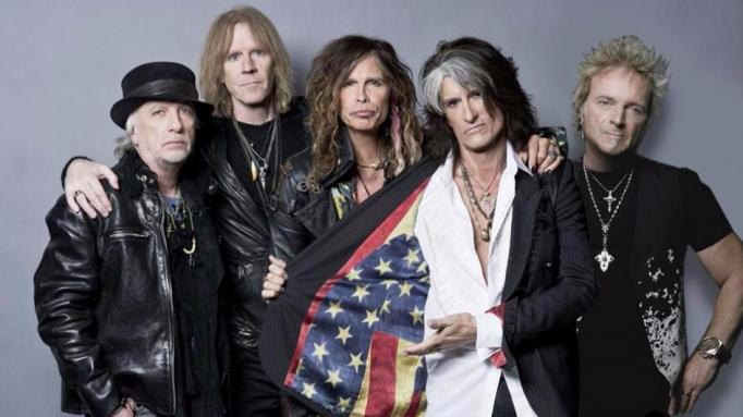 Aerosmith at Fenway Park